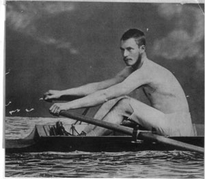 Charles Amos Messenger - Sculler