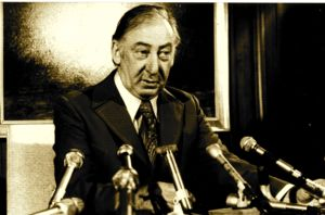 Lionel Murphy founder of civil clebrancy in Australia